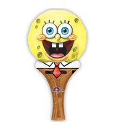 "12"" Inflate-a-Fun Balloon SpongeBob Balloon Packaged"