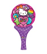 "12"" Inflate-a-Fun Balloon Hello Kitty Balloon"