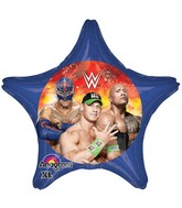 "28"" Jumbo WWE Group Balloon"