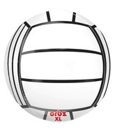 "16"" Orbz Volleyball Balloon Packaged"