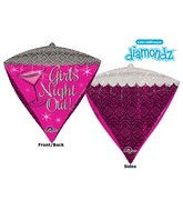 "17"" Ultrashape Diamondz Girls&#39 Night Out Packaged"