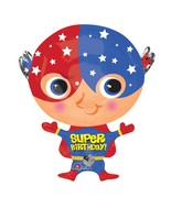 "24"" Junior Shape Super Birthday Balloon"