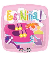 "18"" Es Nina Baby Icons Balloon"