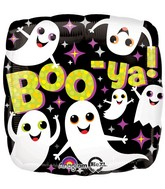"18"" Boo-ya Ghosts Balloon"