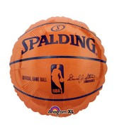 "18"" Spalding National Basketball League"
