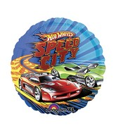 "18"" Hot Wheels Speed City"