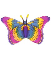 "32"" See-Thru Flutters Butterfly (SLIGHTLY DAMAGED)"
