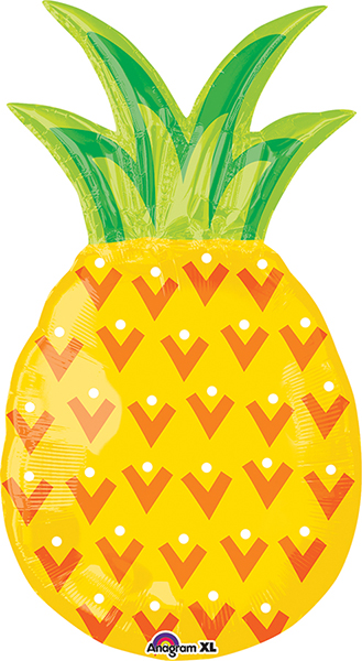 "31"" Jumbo Pineapple Balloon"