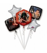 Star Wars The Force Awakens Birthday Packaged Bouquet