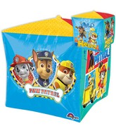"15"" Cubez Jumbo Paw Patrol Balloon Packaged"