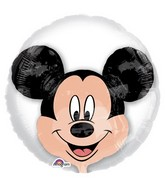 "24"" Mickey Mouse Balloon Insider Shape Packaged"