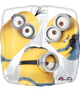 "18"" Despicable Me Group Balloon Packaged"