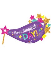 "24"" Jumbo Magical Banner Balloon"