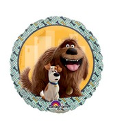 "9"" Airfill Only Secret Life of Pets Balloon"