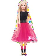 "42"" Jumbo Barbie Sparkle Balloon"