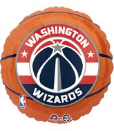 "18"" Washington Wizards Balloon"