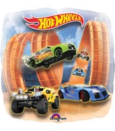 "28"" Jumbo Hot Wheels Racer Balloon"