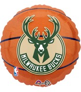 "18"" Milwaukee Bucks Balloon"