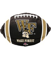 "17"" Wake Forest University Balloon Collegiate"