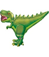 "36"" Jumbo T-Rex Balloon Packaged Dinosaur"