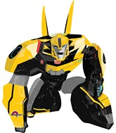 "47"" Airwalker Bumble Bee Balloon Packaged"