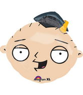 "18"" Family Guy Stewie Grad Balloon"