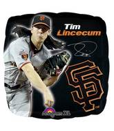 "18"" MLB San Francisco Giants Tim Lincecum"