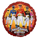 "18"" Power Rangers Mega Force Balloon"