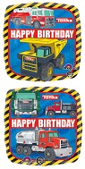 "18"" Tonka Happy Birthday Balloon"