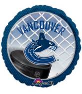 "18"" NHL Vancouver Canucks Mylar Balloon"