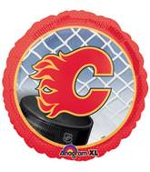 "18"" NHL Calgary Flames Mylar Balloon"