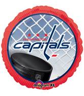 "18"" NHL Washington Capitals Mylar Balloon"