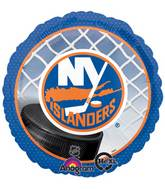 "18"" NHL New York Islanders Mylar Balloon"