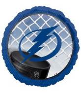 "18"" NHL Tampa Bay Lightning Mylar Balloon"