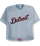 "24"" MLB Detroit Tigers Jersey Balloon"