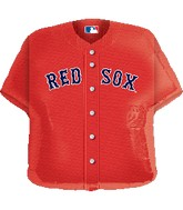 "24"" MLB Boston Red Sox Jersey Balloon"