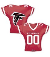 "24"" Balloon Atlanta Falcons Jersey"