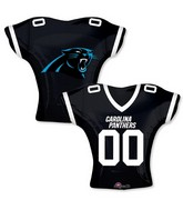 "24"" Balloon Carolina Panthers Jersey"