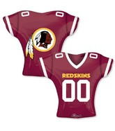 "24"" Balloon Washington Redskins Jersey"