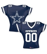 "24"" Balloon Dallas Cowboys Jersey"