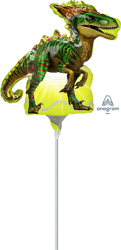 "10"" Jurassic World Raptor Balloon"