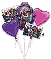 Bouquet Descendants 2 Balloon