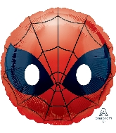 "18"" Spider-Man Emoji Balloon"