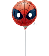 "9"" Spider-Man Emoji Balloon"