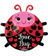 "19"" Cutie Love Bug Balloon"