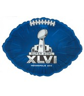 Air Filled Hammer Balloon super bowl xlvi indianapolis
