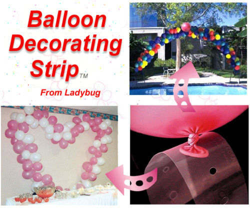 Balloon Decorating Strip