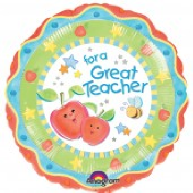 "18""  Chatterbox Great Teacher"