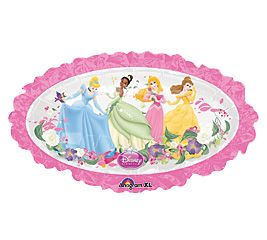 "31"" Disney Princesses Party Shape"