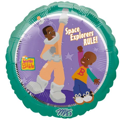 "18"" Little Bill Space Explorers"